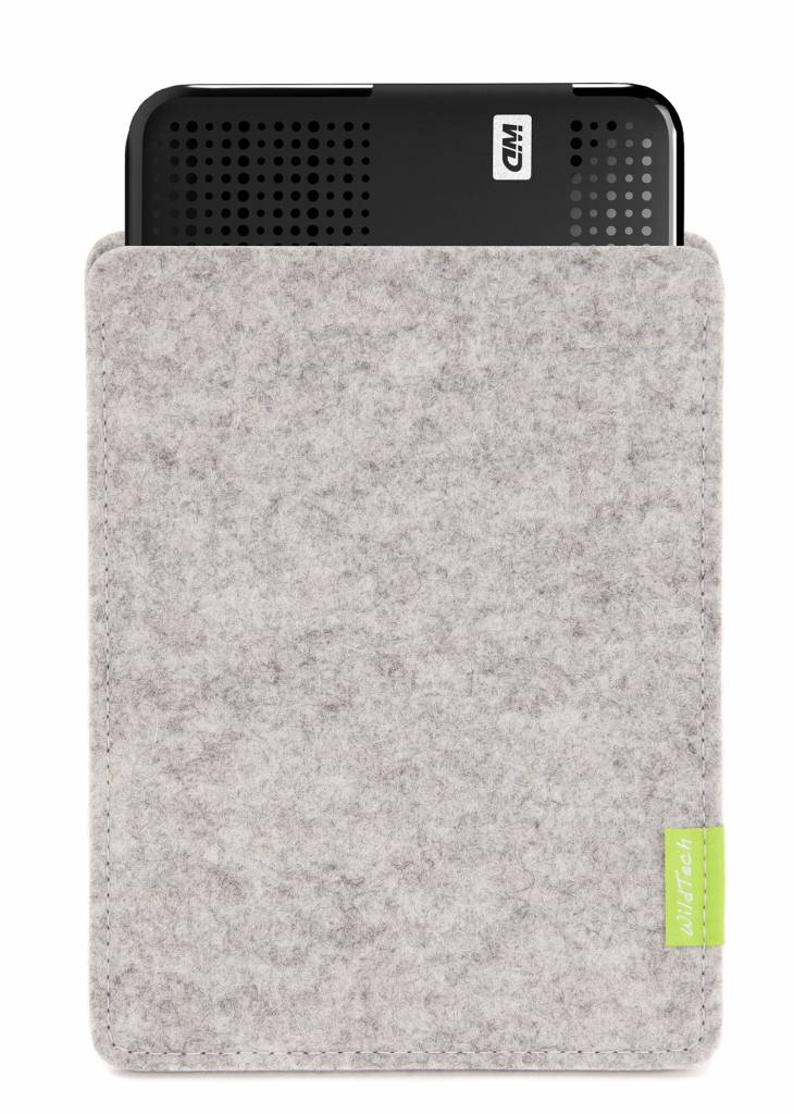 Passport/Elements Sleeve Light-Grey-1