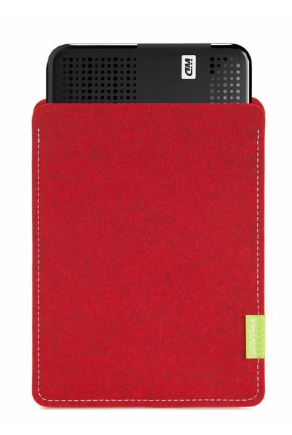 Passport/Elements Sleeve Cherry