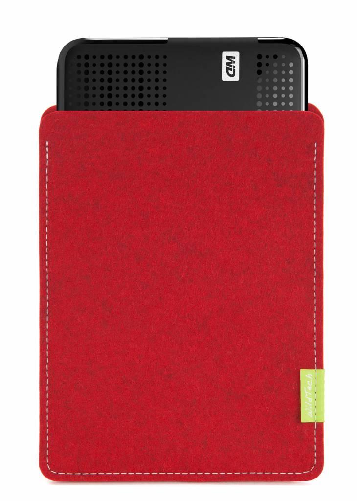 Passport/Elements Sleeve Cherry-1