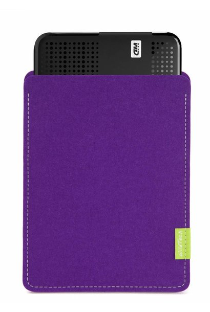 Passport/Elements Sleeve Purple
