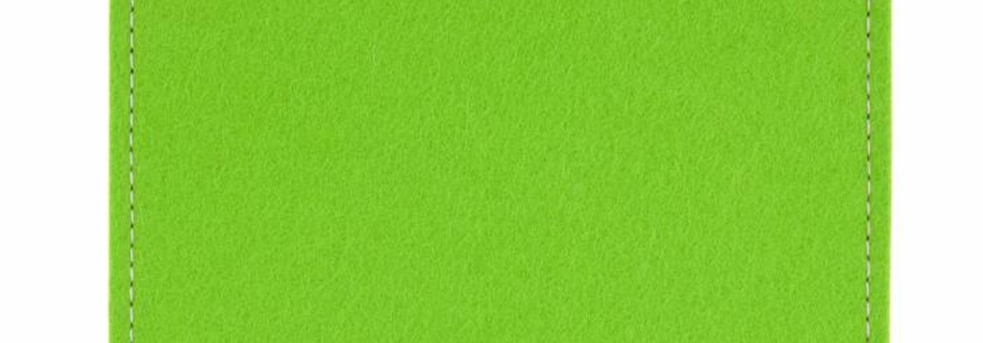 Passport/Elements Sleeve Maigrün