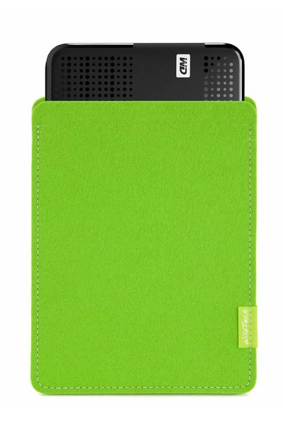 Passport/Elements Sleeve Bright-Green