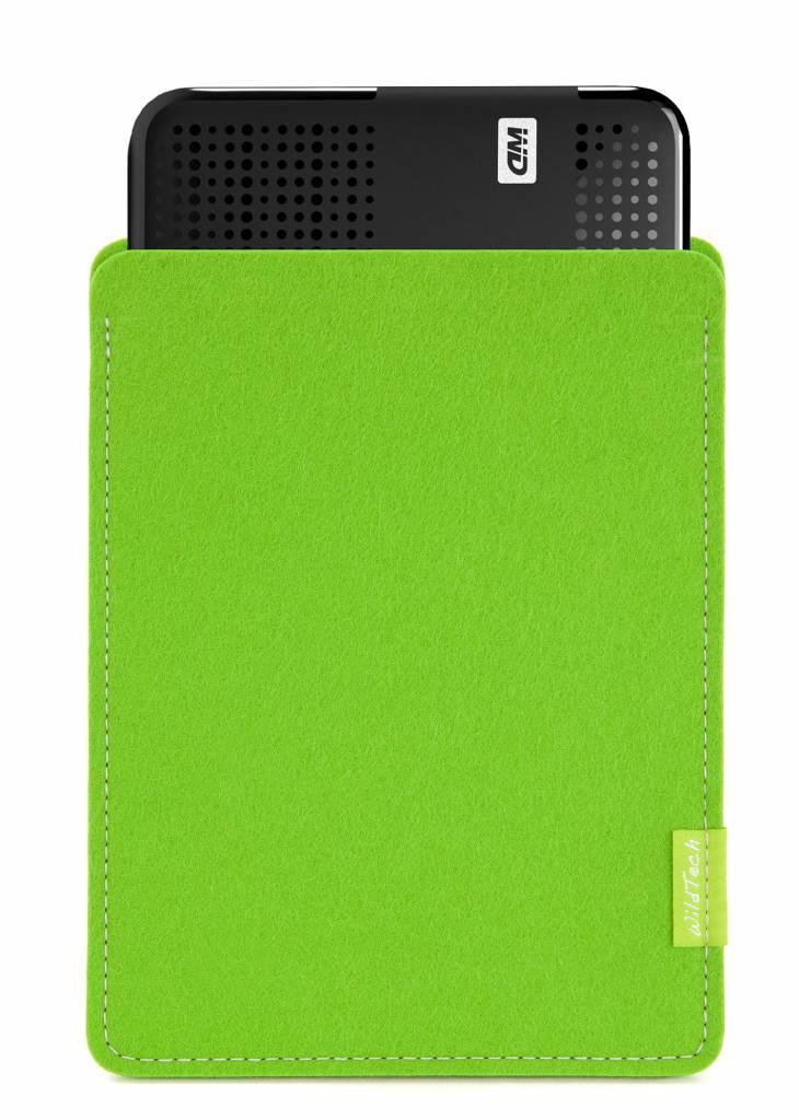 Passport/Elements Sleeve Bright-Green-1