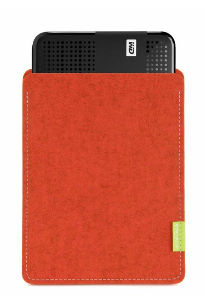 Passport/Elements Sleeve Rust