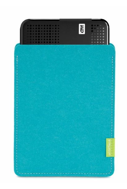 Passport/Elements Sleeve Turquoise