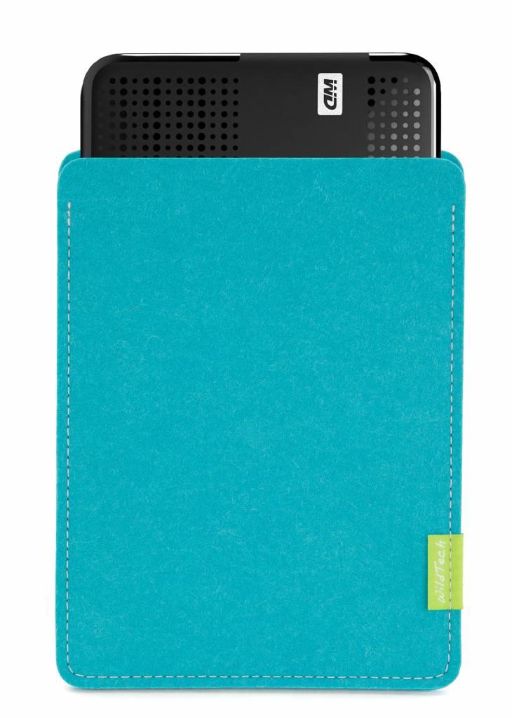 Passport/Elements Sleeve Turquoise-1