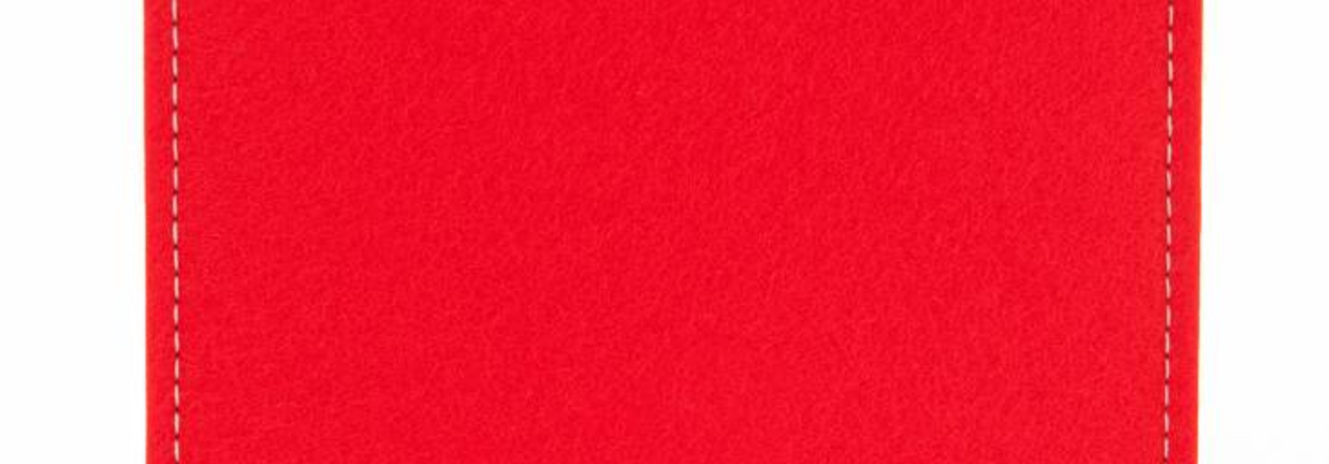 Passport/Elements Sleeve Bright-Red