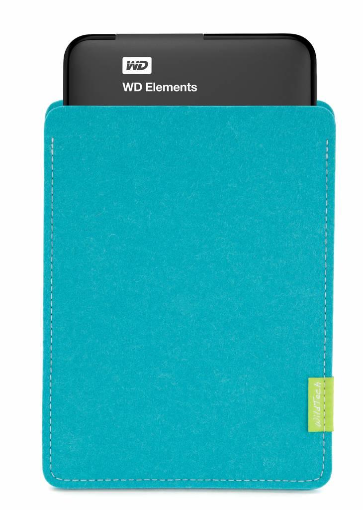 Passport/Elements Sleeve Turquoise-2