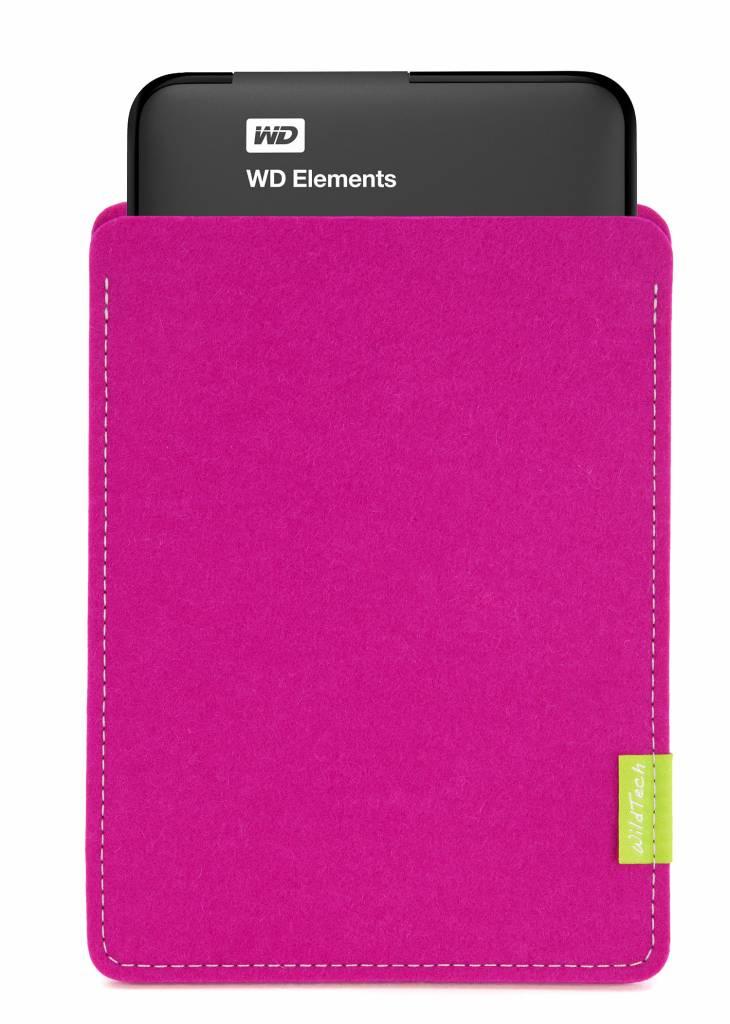 Passport/Elements Sleeve Pink-2