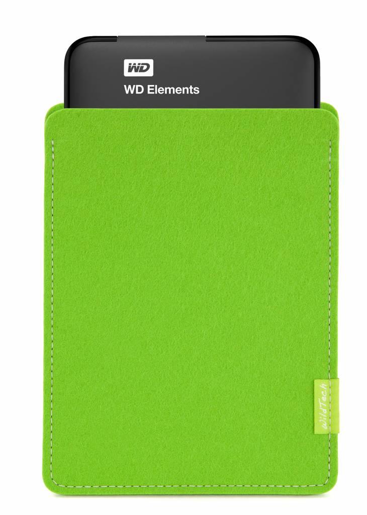 Passport/Elements Sleeve Bright-Green-2