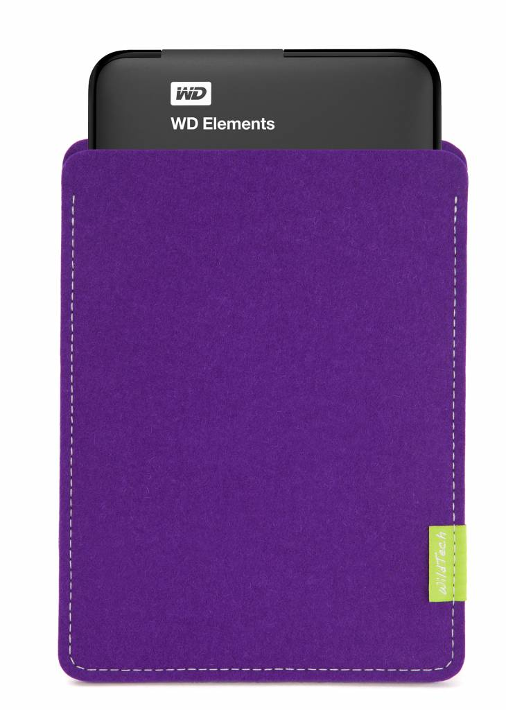 Passport/Elements Sleeve Lila-2