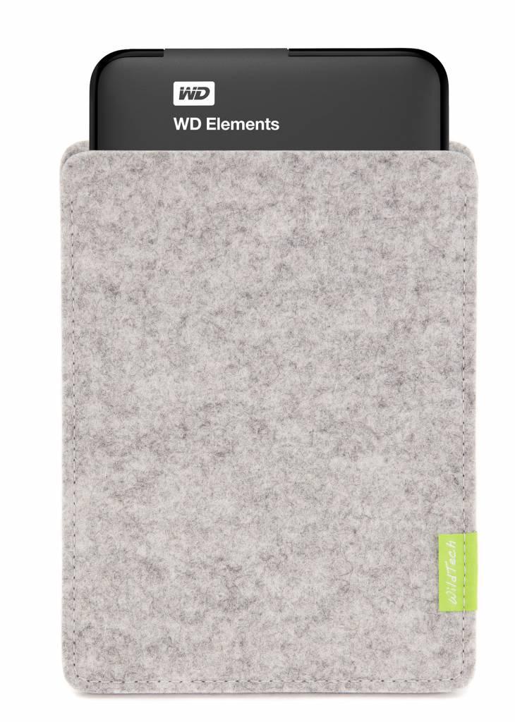 Passport/Elements Sleeve Light-Grey-2
