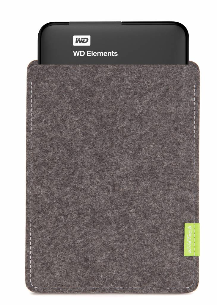 Passport/Elements Sleeve Grey-2