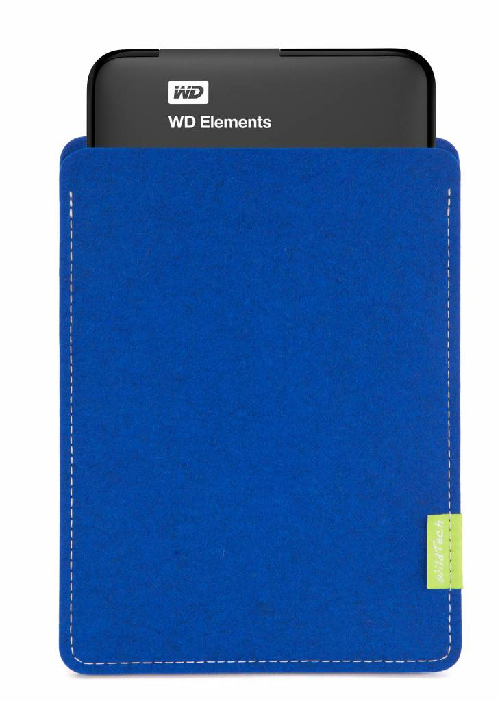 Passport/Elements Sleeve Azure-2