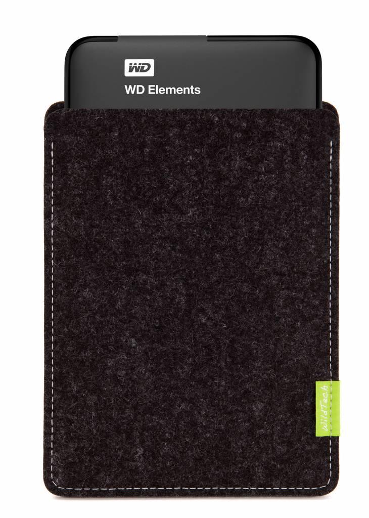 Passport/Elements Sleeve Anthracit-2