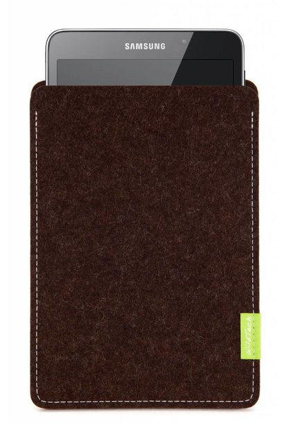 Galaxy Tablet Sleeve Truffle-Brown