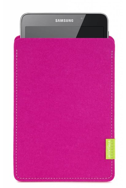 Galaxy Tablet Sleeve Pink