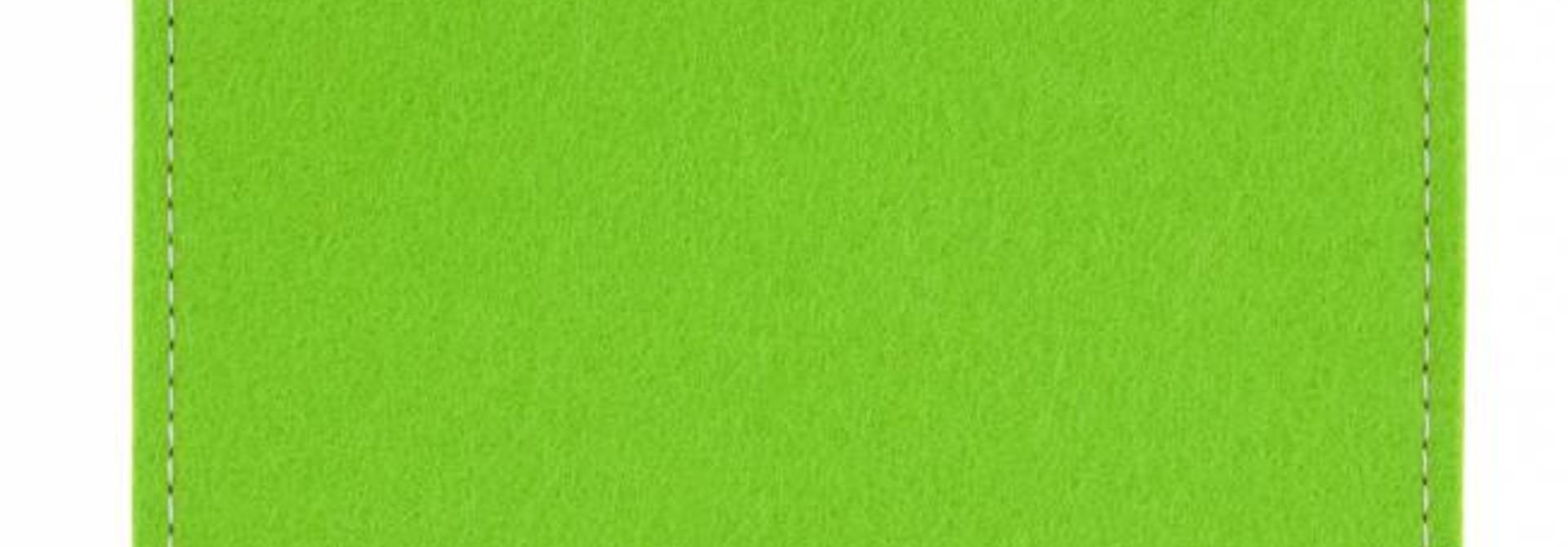 Galaxy Tablet Sleeve Maigrün