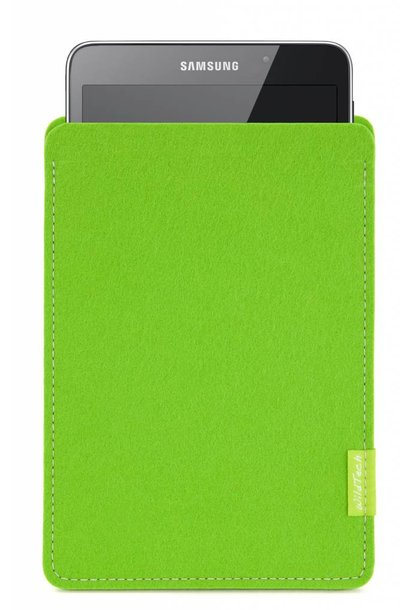 Galaxy Tablet Sleeve Bright-Green