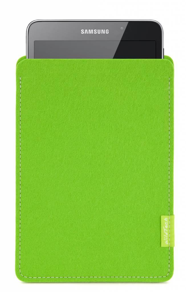 Galaxy Tablet Sleeve Maigrün-1