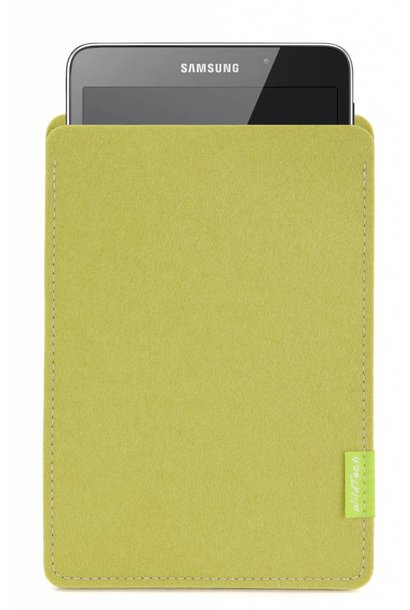 Galaxy Tablet Sleeve Lime-Green