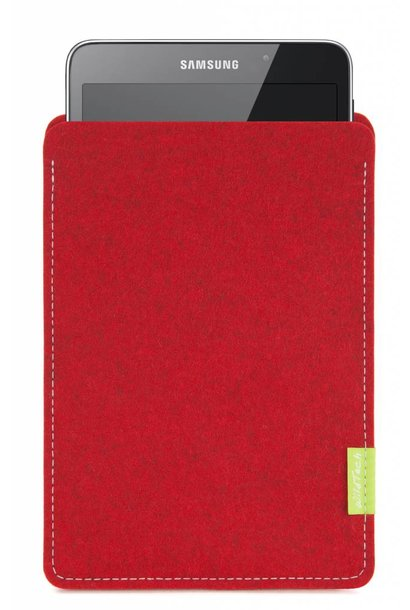 Galaxy Tablet Sleeve Cherry