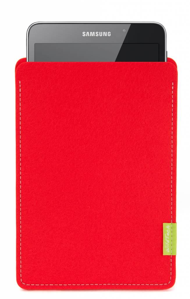 Galaxy Tablet Sleeve Hellrot-1