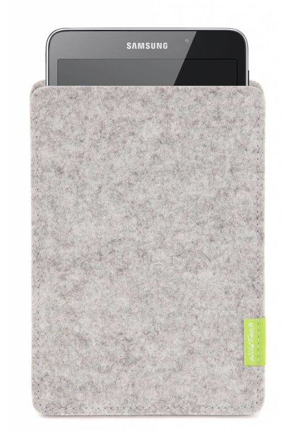 Galaxy Tablet Sleeve Light-Grey