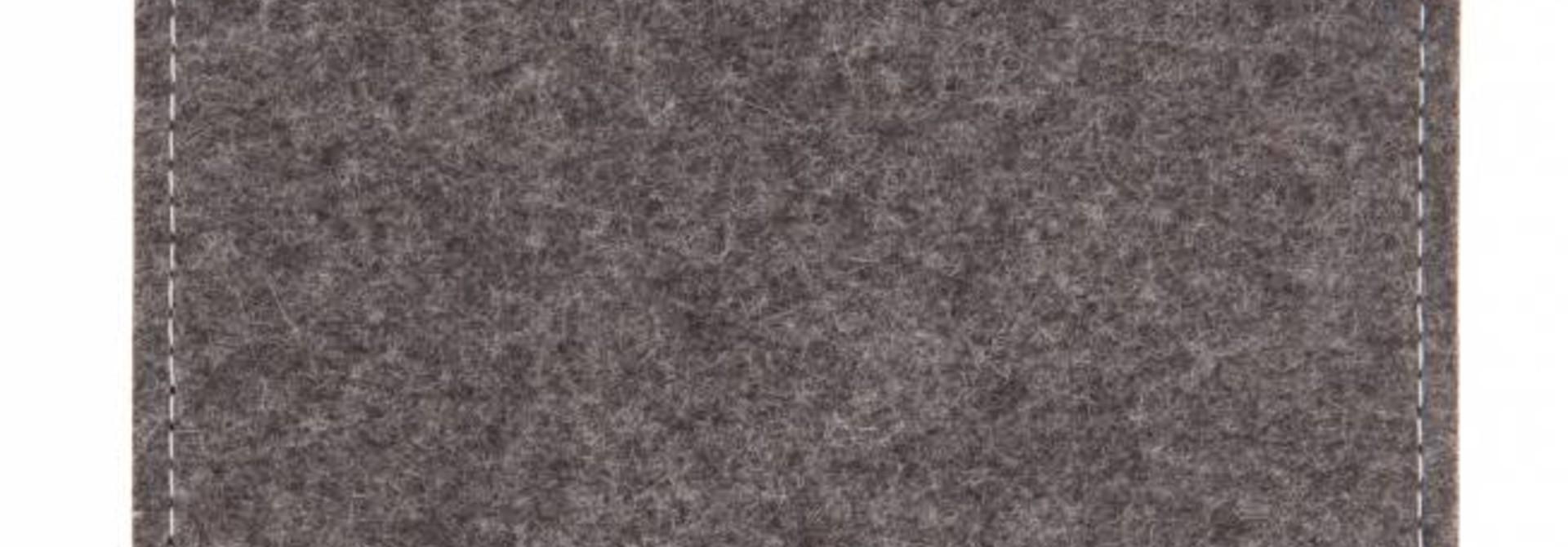 Galaxy Tablet Sleeve Grau