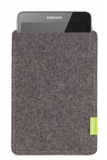 Galaxy Tablet Sleeve Grau