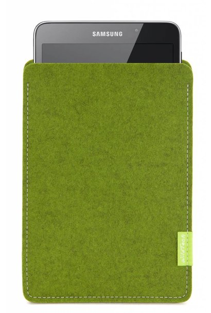 Galaxy Tablet Sleeve Farn-Green