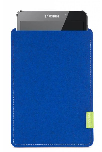 Galaxy Tablet Sleeve Azure