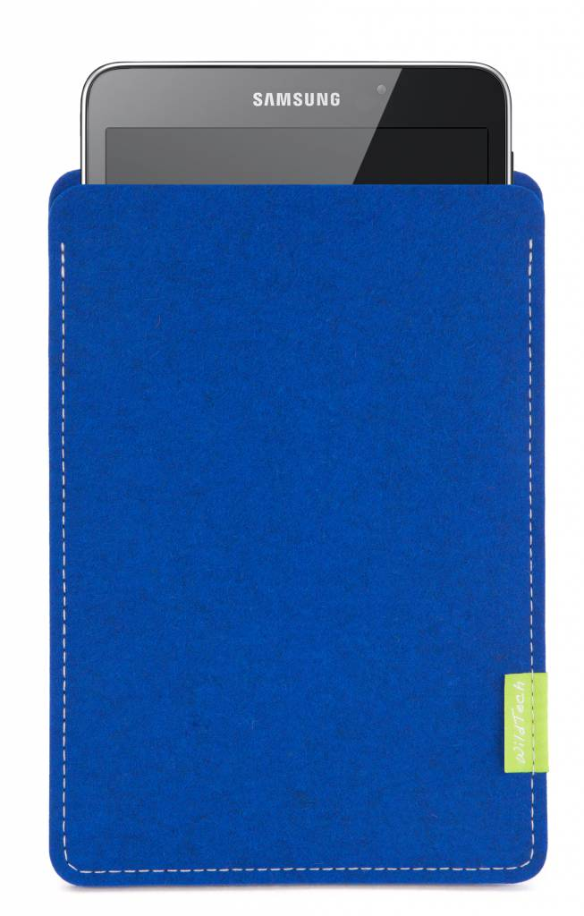 Galaxy Tablet Sleeve Azure-1