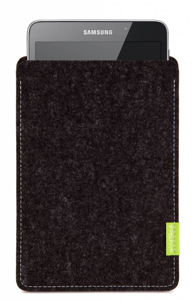 Galaxy Tablet Sleeve Anthracite-1