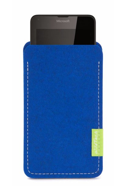Lumia Sleeve Azure
