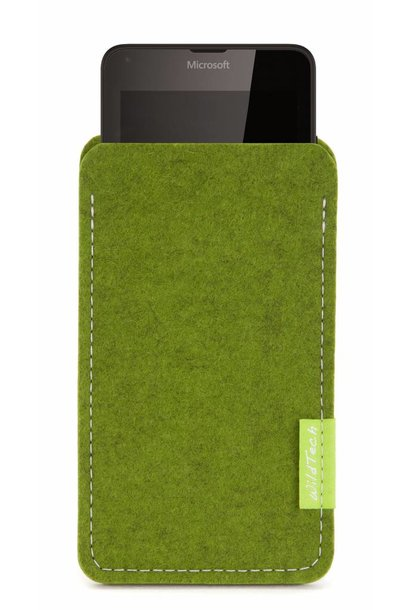 Lumia Sleeve Farn-Green
