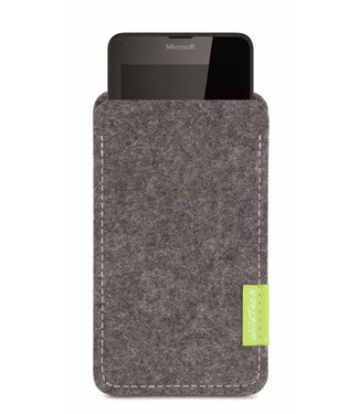 Microsoft Lumia Sleeve Grau