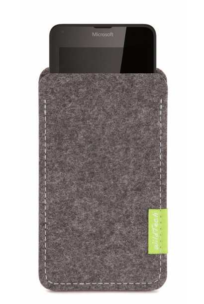 Lumia Sleeve Grau