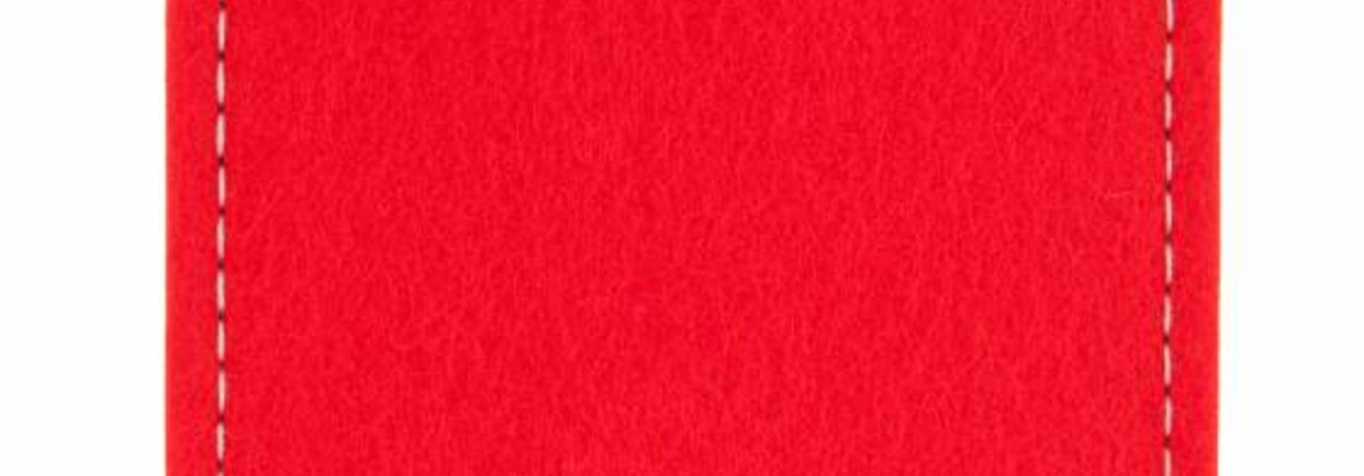 Lumia Sleeve Bright-Red