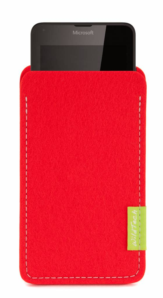 Lumia Sleeve Hellrot-1
