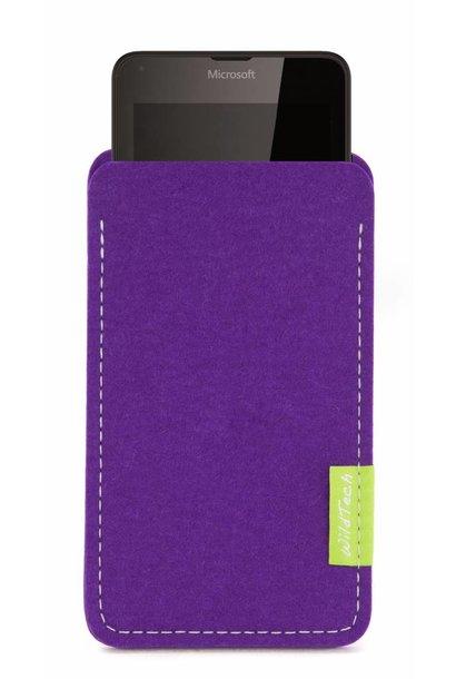 Lumia Sleeve Purple