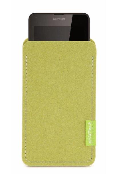 Lumia Sleeve Lime-Green