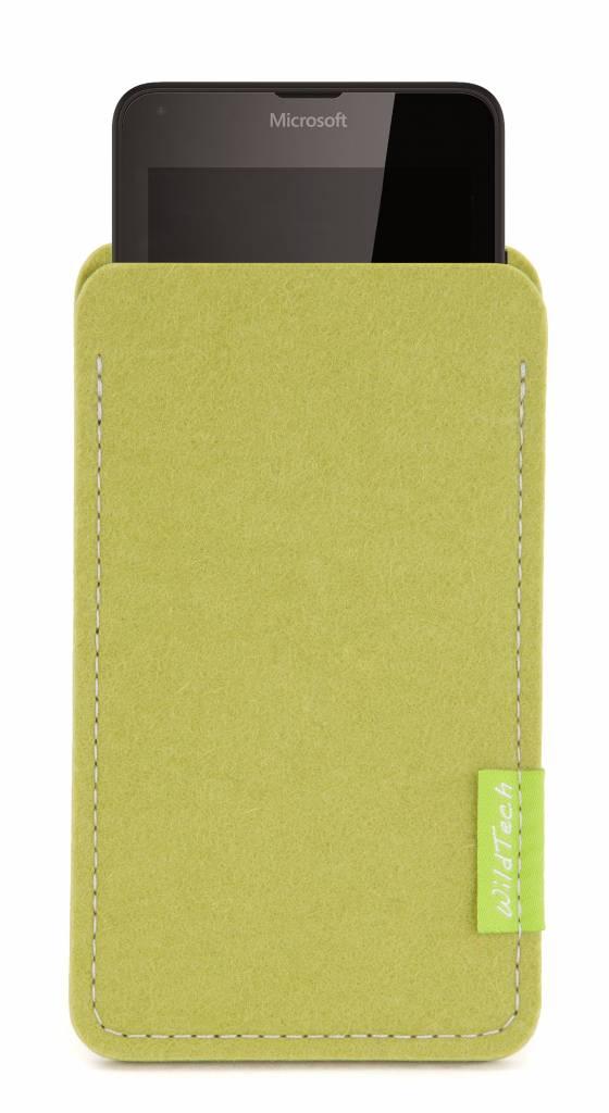 Lumia Sleeve Lime-Green-1