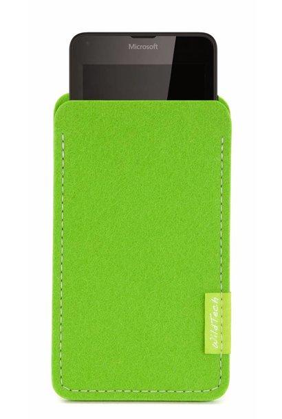 Lumia Sleeve Bright-Green