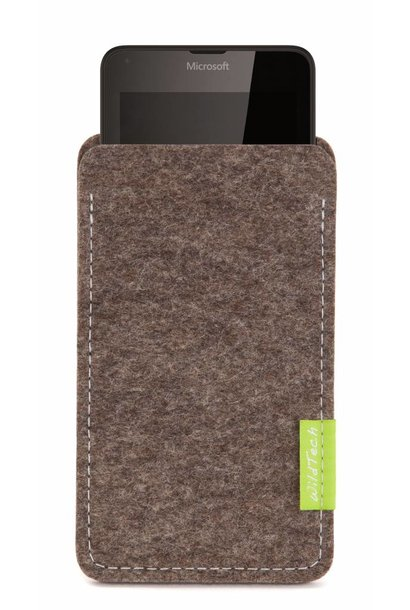Lumia Sleeve Nature-Flecked