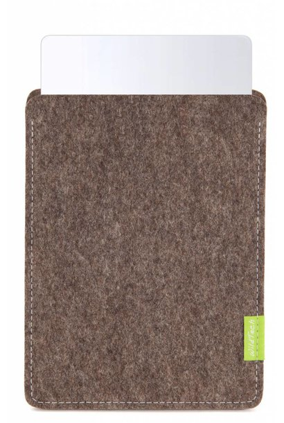Magic Trackpad Sleeve Natur-Meliert