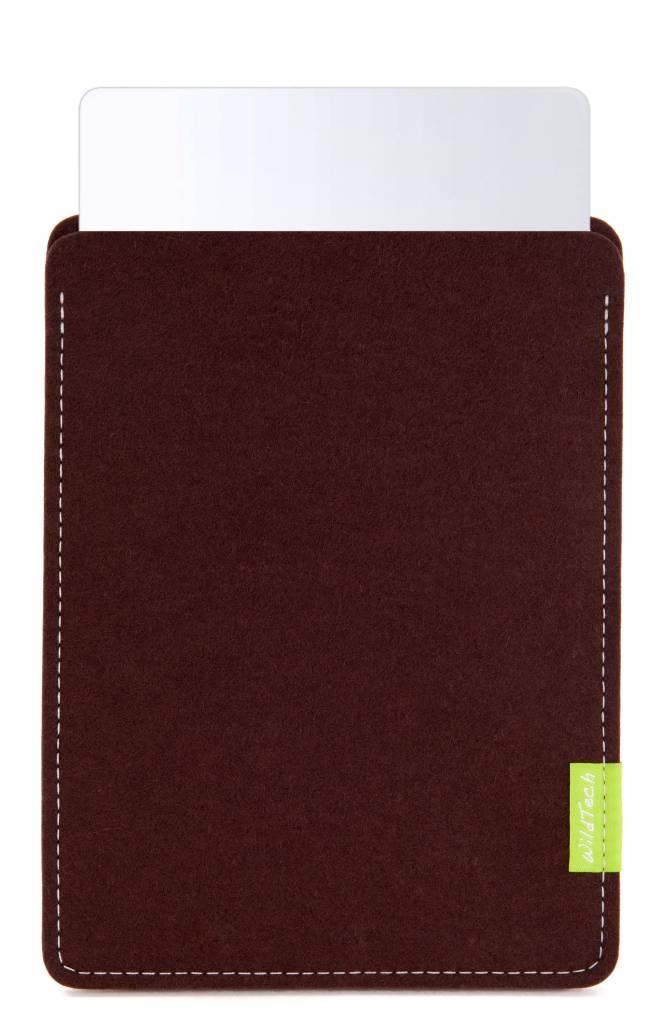 Magic Trackpad Sleeve Dark-Brown-1