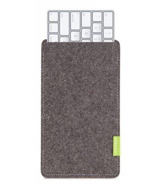 Apple Magic Keyboard Sleeve Grau