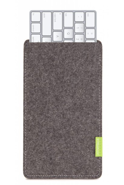 Magic Keyboard Sleeve Grau
