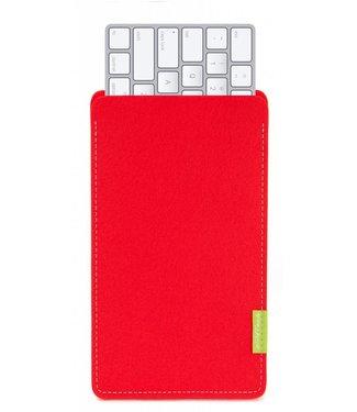 Apple Magic Keyboard Sleeve Hellrot